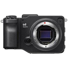 シグマ ミラーレス一眼カメラ 「SIGMA sd Quattro」ボディ