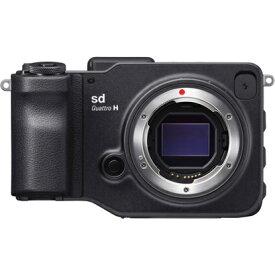 シグマ SD-QUATTRO-H デジタル一眼カメラ「SIGMA sd Quattro H」ボディ