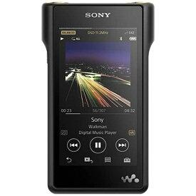 ウォークマン ソニー WM1シリーズ 128GB NW-WM1A-B 【ハイレゾ音源対応】ウォークマン WM1シリーズ 128GB ブラック
