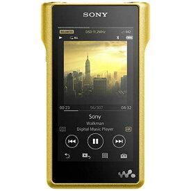 ソニー NW-WM1Z-N 【ハイレゾ音源対応】ウォークマン WM1シリーズ 256GB ゴールド