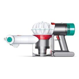 ダイソン HH11COM サイクロン式布団クリーナー 「V7 Mattress」アイアン/ホワイト 掃除機