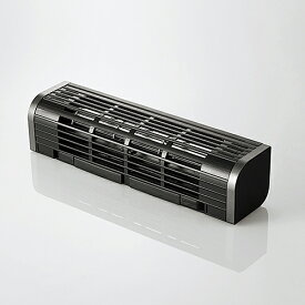 エレコム FAN-U177BK USB扇風機(多機能タイプ) ブラック