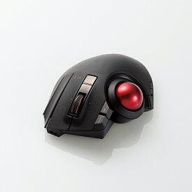 """エレコム M-XPT1MRBK トラックボールマウス""""EX-G PRO""""(親指操作タイプ) ブラック"""