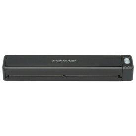 富士通 A4モバイルスキャナ ScanSnap iX100(ブラック・2年保証モデル) FI-IX100A-P
