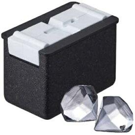 製氷機 ドウシシャ DCI-20DM 透明氷 ダイヤモンド型 製氷皿