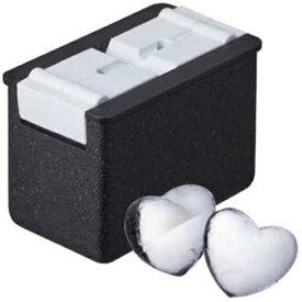 製氷機 ドウシシャ DCI-20HT 透明氷 ハート型 製氷皿