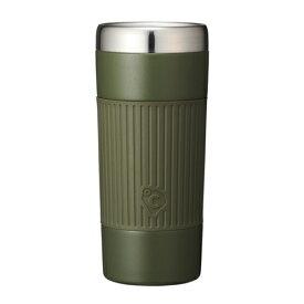 ドウシシャ OZFT260SOG ON℃ZONE フリージングタンブラー オリーブグリーン
