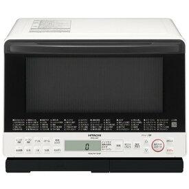 【無料長期保証】日立 電子レンジ オーブンレンジ MRO-S8Y W ヘルシーシェフ 31L ホワイト