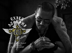 【CD】EXILE ATSUSHI / 40 〜forty〜(4DVD付)