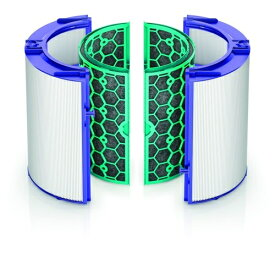 ダイソン Dyson Pure シリーズ交換用フィルター グラスHEPAフィルター + 活性炭フィルター(TP04/DP04/HP04用)