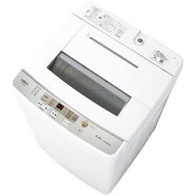 AQUA AQW-S60H-W 全自動洗濯機 6.0kg ホワイト