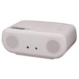東芝 TY-C160(W) CDラジオ ホワイト