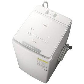 【無料長期保証】洗濯機 日立 乾燥機付き 10KG BW-DX100F W 縦型洗濯乾燥機 ビートウォッシュ (洗濯10kg・乾燥5.5kg) ホワイト