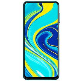 Xiaomi(シャオミ) SIMフリースマートフォン Redmi Note 9S Aurora Blue 4GB RAM 64GB ROM