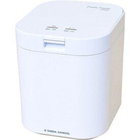 生ごみ処理機 島産業 島産業 PPC-11-WH 生ごみ減量乾燥機 ホワイト 家庭用 生ごみ減量乾燥機