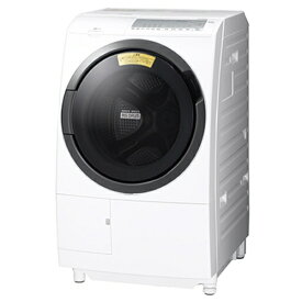【無料長期保証】洗濯機 日立 ドラム式 10KG BD-SG100FL-W ドラム式洗濯乾燥機 ビッグドラム (洗濯10kg・乾燥6kg) 左開き ホワイト