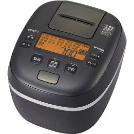 【無料長期保証】炊飯器 タイガー JPI-A100 KO 圧力IH炊飯器 炊きたて ご泡火炊き 5.5合炊き オフブラック 5.5合