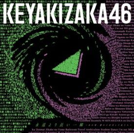 【CD】欅坂46 / ベストアルバム『永遠より長い一瞬 〜あの頃、確かに存在した私たち〜』(通常盤)
