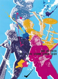 "【発売日翌日以降お届け】【BLU-R】ONE OK ROCK""EYE OF THE STORM"" JAPAN TOUR"