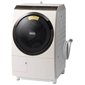 【無料長期保証】洗濯機 日立 ドラム式 11LG BD-SX110FL N ドラム式洗濯乾燥機 ビッグドラム (洗濯11kg・乾燥6kg) 左開き ロゼシャンパン