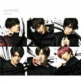 【CD】SixTONES / NEW ERA(初回盤)(DVD付)