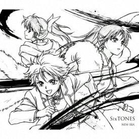【CD】SixTONES / NEW ERA(期間限定盤)(DVD付)
