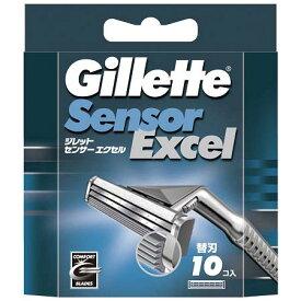 P&G ジレット センサーエクセル 替刃 (10個入)