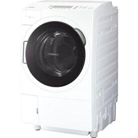 【無料長期保証】東芝 TW-117V9L(W) ドラム式洗濯乾燥機 (洗濯11.0kg・乾燥7kg) ZABOON ウルトラファインバブルW搭載 左開き グランホワイト
