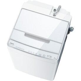 【無料長期保証】洗濯機 東芝 10KG AW-10SD9(W) 全自動洗濯機 (洗濯・脱水10kg) ZABOON ウルトラファインバブル洗浄W グランホワイト