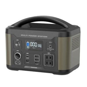 多摩電子工業 ポータブル電源500W TL107G