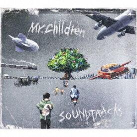 【CD】Mr.Children / SOUNDTRACKS(初回限定盤B)(Blu-ray Disc付)