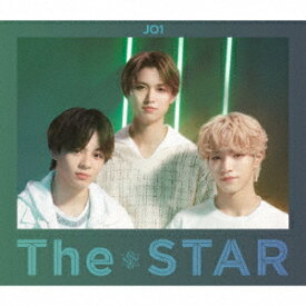 【CD】JO1 / The STAR(初回限定盤Green)(CD+PHOTO BOOK)