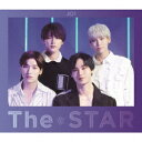 【CD】JO1 / The STAR(初回限定盤Blue)(CD+ACCORDION CARD)