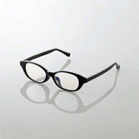 エレコム G-BUC-W03SBK キッズ用ブルーライト対策メガネ ブラック Sサイズ