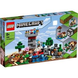 レゴジャパン レゴ マインクラフト 21161 クラフトボックス 3.0