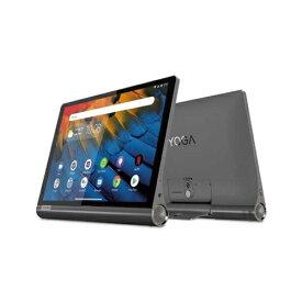 タブレット レノボ 新品 Lenovo ZA3V0052JP 10.1型Androidタブレット Yoga Smart Tab Wi-Fiモデル アイアングレー 64GB