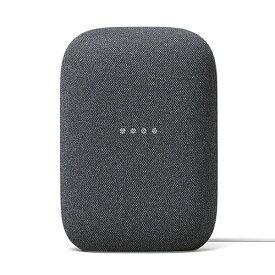 Google GA01586-JP スマートスピーカー Google Nest Audio チャコール