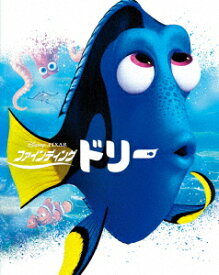 【BLU-R】ファインディング・ドリー MovieNEX ブルーレイ+DVDセット アウターケース付き(期間限定)