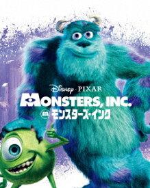 【BLU-R】モンスターズ・インク MovieNEX ブルーレイ+DVDセット アウターケース付き(期間限定)