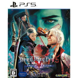 Devil May Cry 5 Special Edition PS5 ELJM-30002