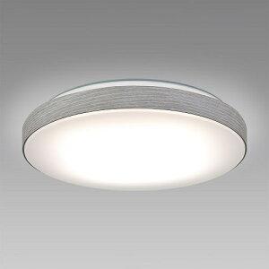 ホタルクス HLDC12234SG LEDシーリングライト ヴィンテージ・ウッドシリーズ 12畳 スモーキーホワイト