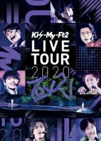 【発売日翌日以降お届け】【DVD】Kis-My-Ft2 LIVE TOUR 2020 To-y2(通常盤DVD)(DVD+2CD)