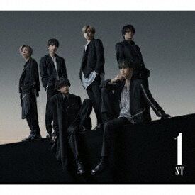 【CD】SixTONES / 1ST(初回盤A:原石盤)(DVD付)
