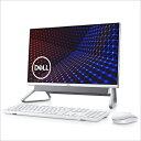 DELL FI57-AWHBS デスクトップパソコン Inspiron 24 5000 フレームレス 23.8インチ 第11世代インテル Core i5プロセッ…