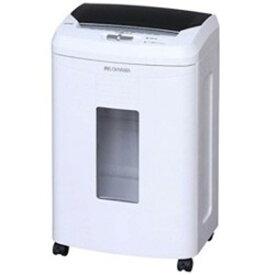 アイリスオーヤマ AFS100C 電動シュレッダー A4サイズ ホワイト