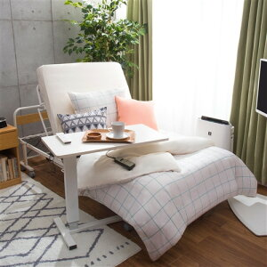 折りたたみ電動ベッド アテックス YMD-B03 WH ホワイト
