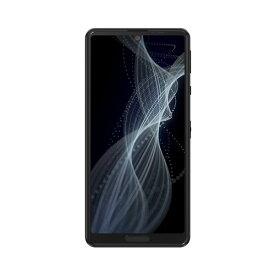 SHARP AQUOS sense4 ブラック SIMフリースマートフォン ブラック