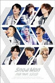 【発売日翌日以降お届け】【DVD】Snow Man ASIA TOUR 2D.2D.(通常盤)