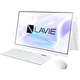 NEC PC-A2365BAW デスクトップパソコン LAVIE A23 ファインホワイト