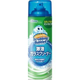 ジョンソン スクラビングバブル 激泡ガラスクリーナー 480ml 【日用消耗品】